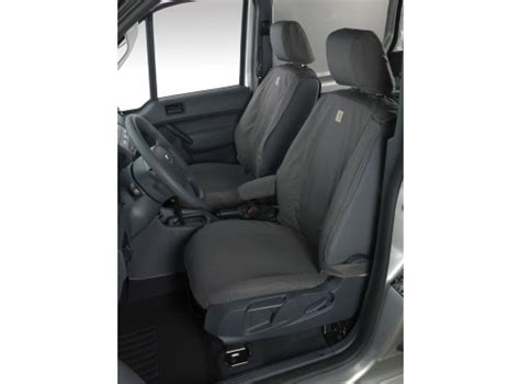 Carhartt Seat Covers By Covercraft  Gravel, Rear 2nd Row