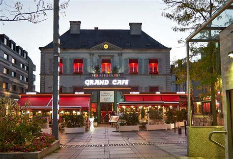 chambres d hotes et tables d hotes brasserie le grand café cholet