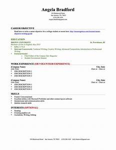 education section resume writing guide resume genius With college student resume