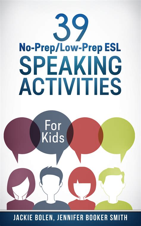 Esl Speaking Activities For Kids (7+)  Esl Activities Saving You Time, Guaranteed