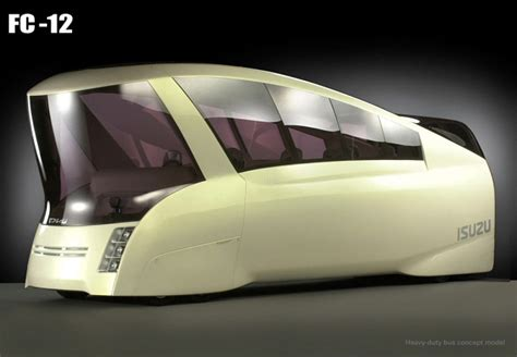 concept bus 50 years of japanese concept cars fanboy com