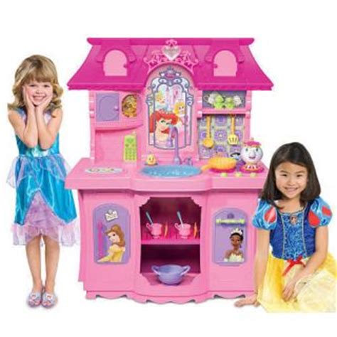 princess kitchen play set walmart disney princess kitchen playset on popscreen