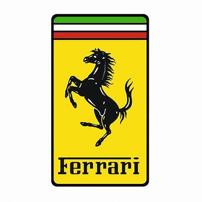 Ferrari Stickers Clipart Material Cool Line Logos