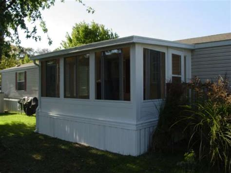 mobile home patio enclosures