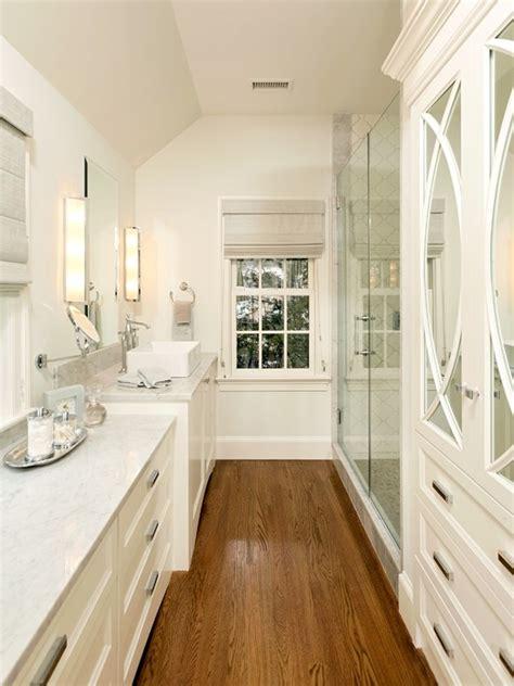 galley bathroom ideas myideasbedroom