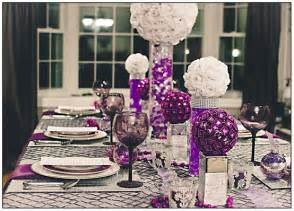 colorful christmas tabletop decor ideas white red purple and teal decor advisor