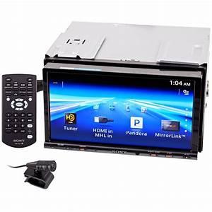 "Sony XAV-712HD 7"" Double DIN Car Stereo with Bluetooth"