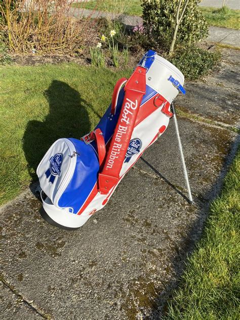 If the airline loses your luggage and it's not back in your possession within four days of your flight landing, blue ribbon bags pays you up to. Pabst Blue Ribbon Golf Bag for Sale in Seattle, WA - OfferUp