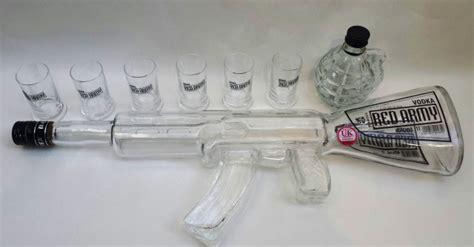 red army vodka gun banned
