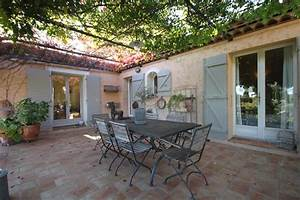 photo terrasse balcon veranda et maison de famille sud With beautiful photo deco terrasse exterieur 6 deco maison orange et marron