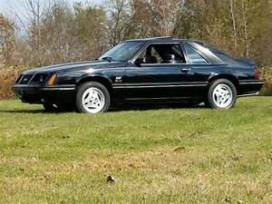1984 Mustang Gt 5 0 5 Speed 36k Original Miles All