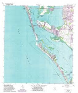 Bradenton Beach Florida Map