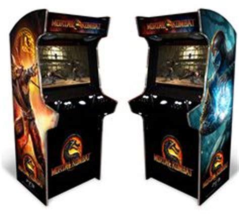 Mortal Kombat Arcade Machine Uk by 1000 Images About Arcade On Arcade Machine