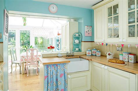 Open Plan Dining Space And Kitchen A Shabby Chic Cath