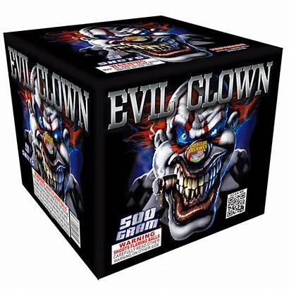 Clown Evil Fireworks Class Firework Gram Repeaters