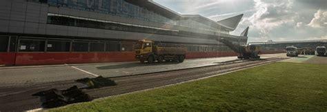track resurfacing silverstone