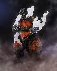 Coming in 2017 from SH MonsterArts | Godzilla Momma
