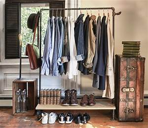 Clothes Storage Ideas to Manage Your Closet and Bedroom ...