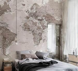 papier peint chambre adulte romantique kirafes With papier peint romantique chambre