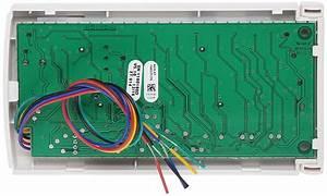 Keypad For Alarm Control Panel K-636 Paradox - Led Keypads