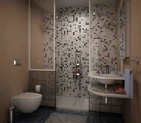 bathroom shower wall ideas shower wall tile design with mosaic tile ideas for small