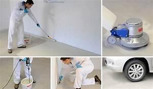 Schadhaften Betonboden Reparieren : garagenboden selbst beschichten unsere tipps ~ Markanthonyermac.com Haus und Dekorationen