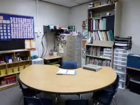 Classroom Teacher Desk and Tables