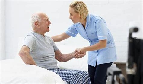 british patients put at risk by care workers with poor
