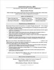 and craft resume format resume sle sle resume and craft