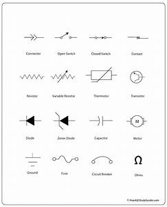 Common Automatic Transmission Electrical Symbols