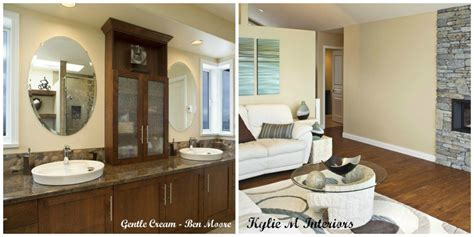 the best cream paint colours benjamin moore home is