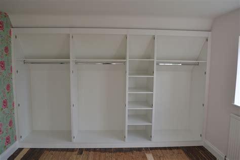 wardrobe closet built bedroom self kits ikea custom cabinet desk curved kit build shelves interior rails pax wardrobes diy sydney
