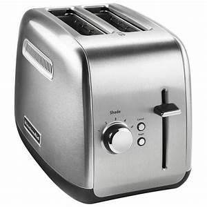 Kitchen Aid Toaster : kitchenaid toaster 2 slice brushed stainless steel toasters best buy canada ~ Yasmunasinghe.com Haus und Dekorationen