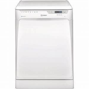 Taille Standard Lave Vaisselle : lave vaisselle indesit standard 60cm couleur blanche dfp 58t94 z ~ Melissatoandfro.com Idées de Décoration