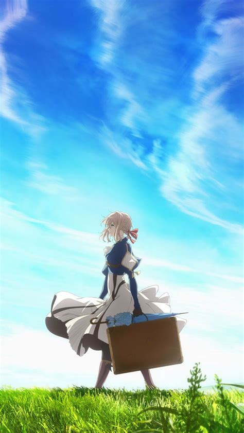 animeviolet evergarden  wallpaper id
