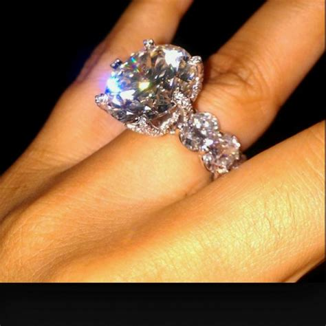 miss jackson 39 s engagement ring 20 5 carats 2 million dollars fashion the o - Million Dollar Engagement Rings