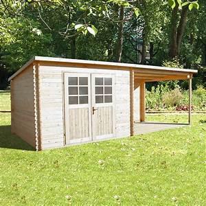 Abri De Jardin Toit Plat Pas Cher : abri de jardin toit plat 12m2 chalet de jardin gosford mm ~ Mglfilm.com Idées de Décoration