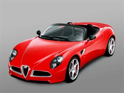 Alfa Romeo Concept by 2005 Alfa Romeo 8c Spider Concept Alfa Romeo Supercars Net