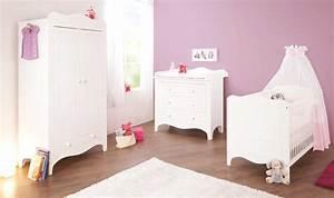 pinolino chambre bebe complete fleur lit commode With chambre bébé design avec fleurs vente en ligne