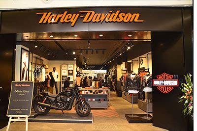 harley davidson shop harley davidson unveils apparel store in kolkata