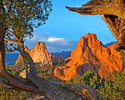 Garden Of The Gods, Garden Of The Gods Colorado, Legends