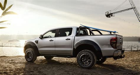 2017 Ford Ranger By Mr Car Design Is Global Raptor Junior