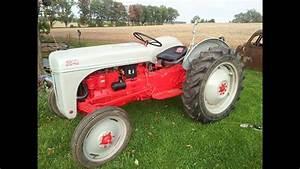 8n Ford Tractor Restoration