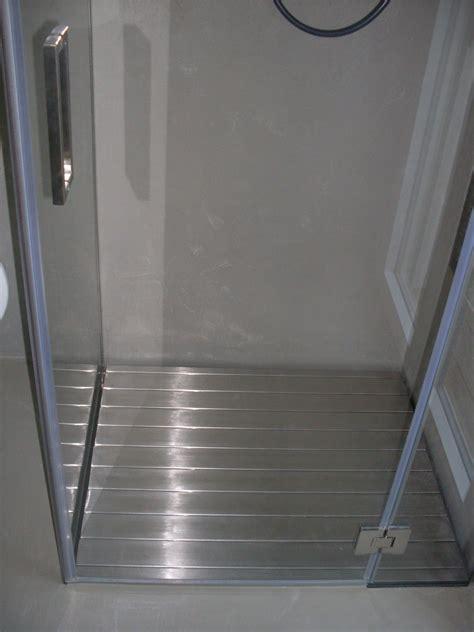 pedana doccia su misura pedana doccia in acciaio matilde resistente di facile