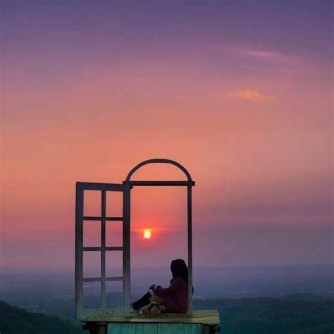 pintu langit dahromo jogja saksikan keindahan surga