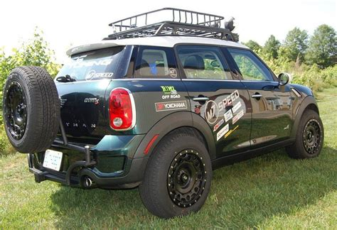 ultimate   road lift kit customised mini countryman