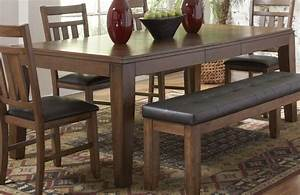Homelegance Kirtland Dining Table with Butterfly Leaf 1399