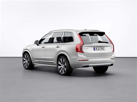 Volvo 2020 Motor by 2020 Volvo Xc90 Bows With Minor Changes Updated