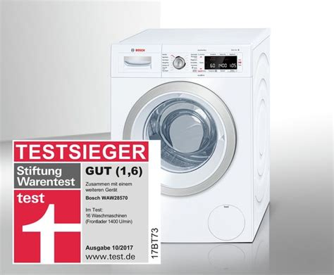 Waschmaschine Bosch Home Professional by Waschmaschinen Bosch