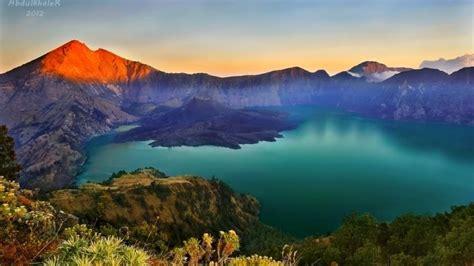 kumpulan foto gambar pemandangan alam indah  indonesia